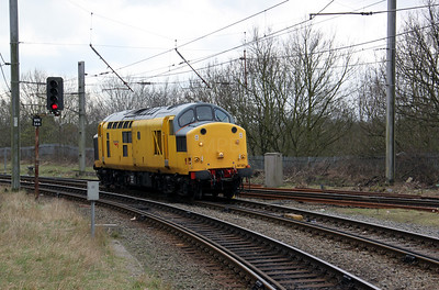 97 301 at Earlestown on 2nd April 2010 (3)