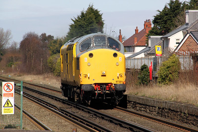 97 301 at Blundellsands & Crosby on 3rd April 2010 (2)