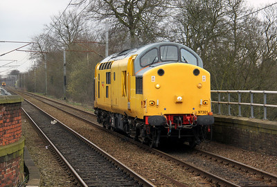 97 301 at Newton Le Willows on 2nd April 2010 (10)