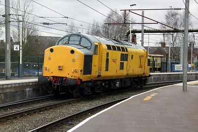 97 301 at Earlestown on 2nd April 2010 (12)