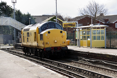 97 301 at Hall Road on 3rd April 2010