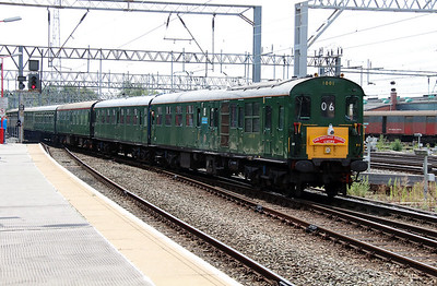 201 001 at Crewe on 12th July 2014 (3)