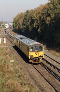 999600 Hooton on 24th October 2007 (2)