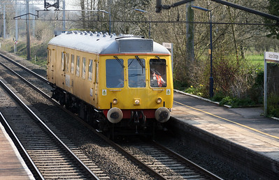 977968 at Acton Bridge on 2nd April 2007