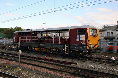 DR 72206 at Warrington Bank Quay on 17th October 2010