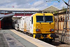 DR 98009 at Crewe on 18th May 2015 (2)