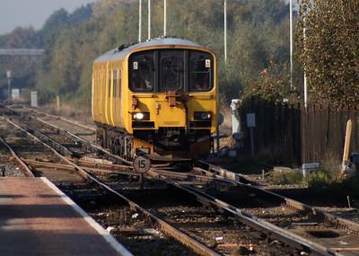 999600 Ellesmere Port on 24th October 2007 (1)