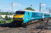 82308 at Warrington Bank Quay on 5th June 2015 (2)