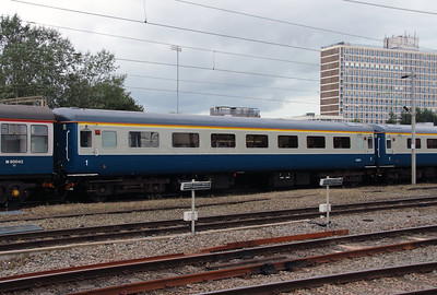 3356 at Crewe on 2nd September 2016