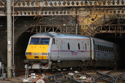 82229 at London Kings Cross on 3rd March 2015 (1)