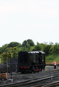 2) 12131 at Weybourne on 9th June 2017