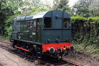 2) D3940 at Sheringham on 9th June 2017