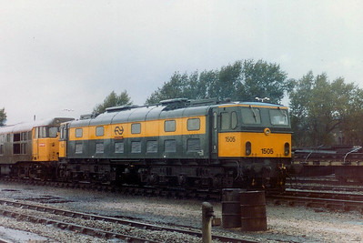 1) 1505 at Warrington Arpley (poor quality scanned picture)