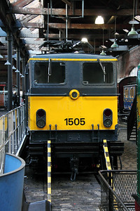 1) 1505 at Manchester Museum of Science & Industry on 3rd January 2012