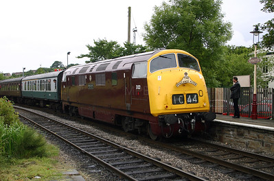 1) D832 at Ramsbotton on 10th July 2004