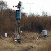 Signal ex Sidings at Great Yarmouth on 16th February 2017