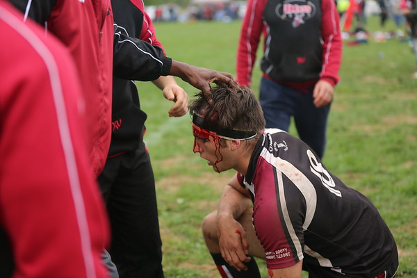 UMASS RUGBY vs BC 2016