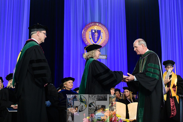 HONORARY DEGREES AND CHANCELLOR'S MEDAL