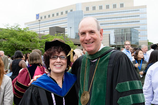 POST-COMMENCEMENT WITH CHANCELLOR COLLINS