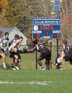 UMASS @ UConn October 2014 A side 6