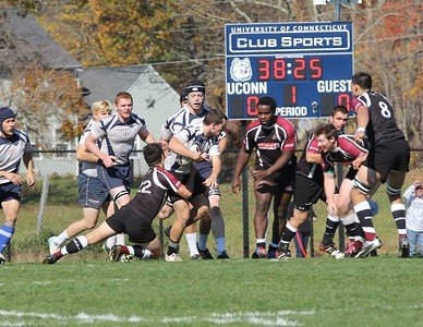 UMASS @ UConn October 2014 A side 7