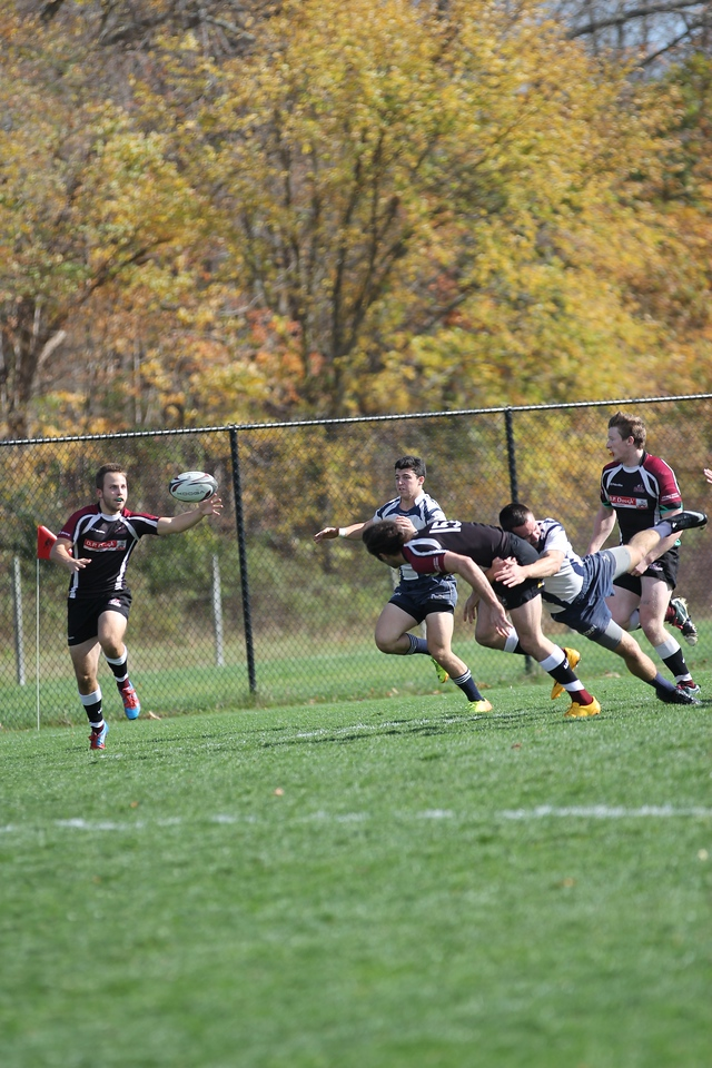 UMASS @ UConn October 2014 A side 38