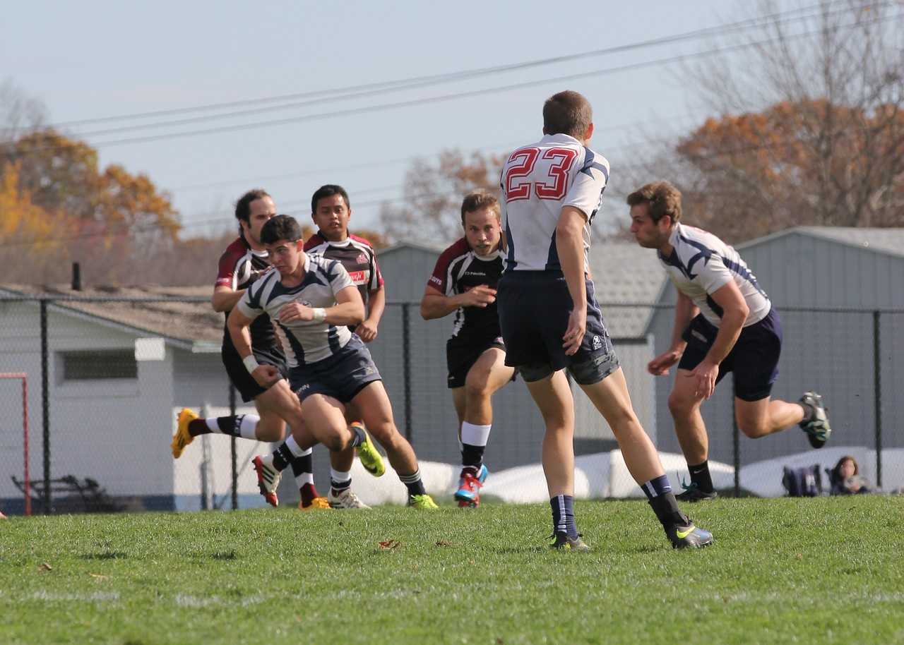 UMASS @ UConn October 2014 A side 87