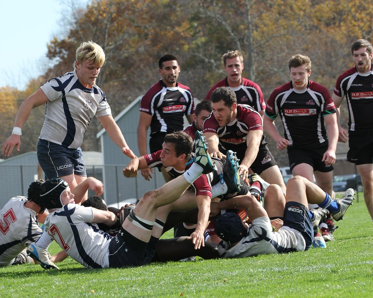 UMASS @ UConn October 2014 A side 125