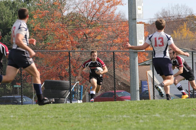 UMASS @ UConn October 2014 A side 84