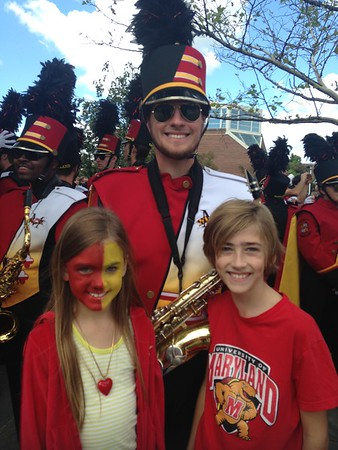 UMD Marching Band