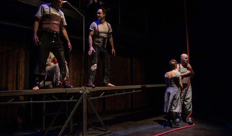 UMO Beckett Fail Better Dress Rehearsal