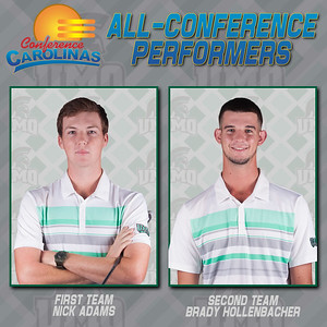 Men - All Conference 15-16
