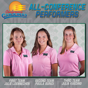 Women - All Conference 15-16