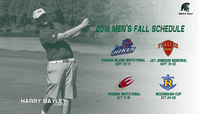 Men - Fall Schedule 2016