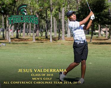 Jesus Valderrama 2015