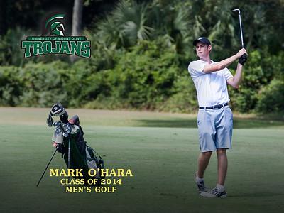 Mark O'Hara 2014