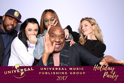 UMPG Holiday Party 2017 Prints