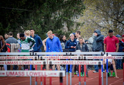 UMass Lowell Track & Field 4/22