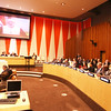 Prime Minister Modi Speaking to the United Nation on 70th Anneversery of ECOSOFT on 22nd Jan 2016...pic Mohammed Jaffer-SnapsIndia