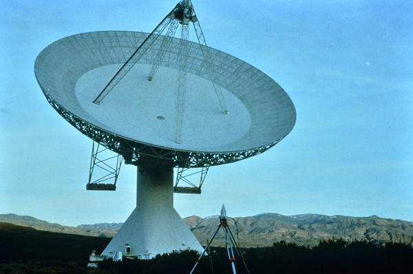 Owens Valley Radio Observatory Feb. 1987