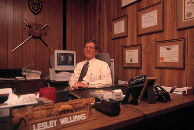 USA.  New Mexico.  1999.   Death In The Desert.   Prosecuter Leslie Williams.