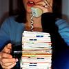 USA. New York City. Art dealer, Jessica Fredericks. 1998