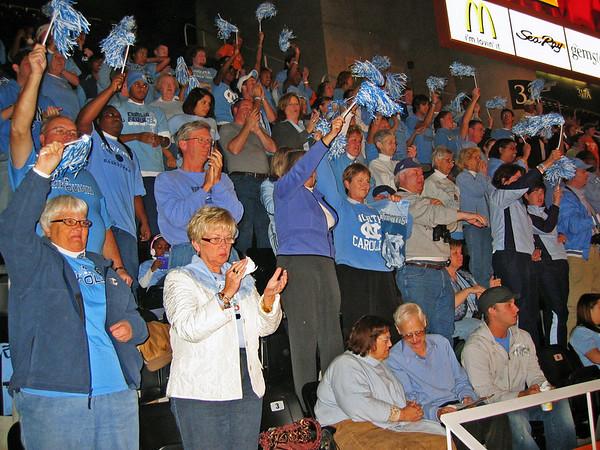 UNC Basketball--Women