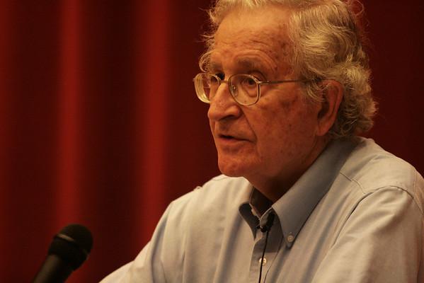 """AFTERMATH"": Noam Chomsky Lecture, September 2010"