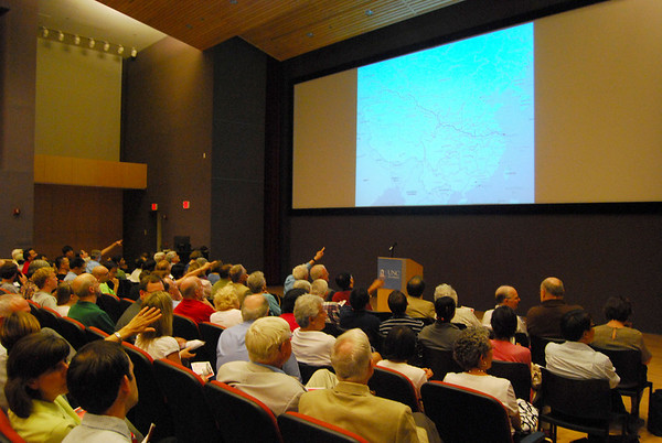 """""""China Road"""": Rob Gifford Lecture, September 2010"""