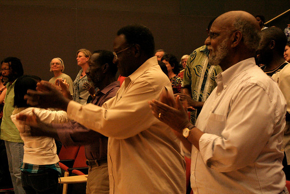 """Hearing is Healing: The Intersection of Music and Public Health"": Peter Mawanga Presentation, September, 2010"