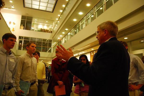International Careers Networking Night, November 2010