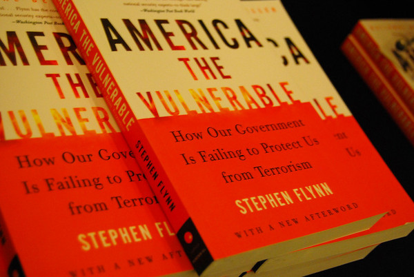 """Rebuilding a Resilient Nation"": Stephen Flynn Lecture, October 2010"