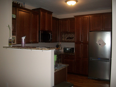 Brannen Kitchen - Bedroom