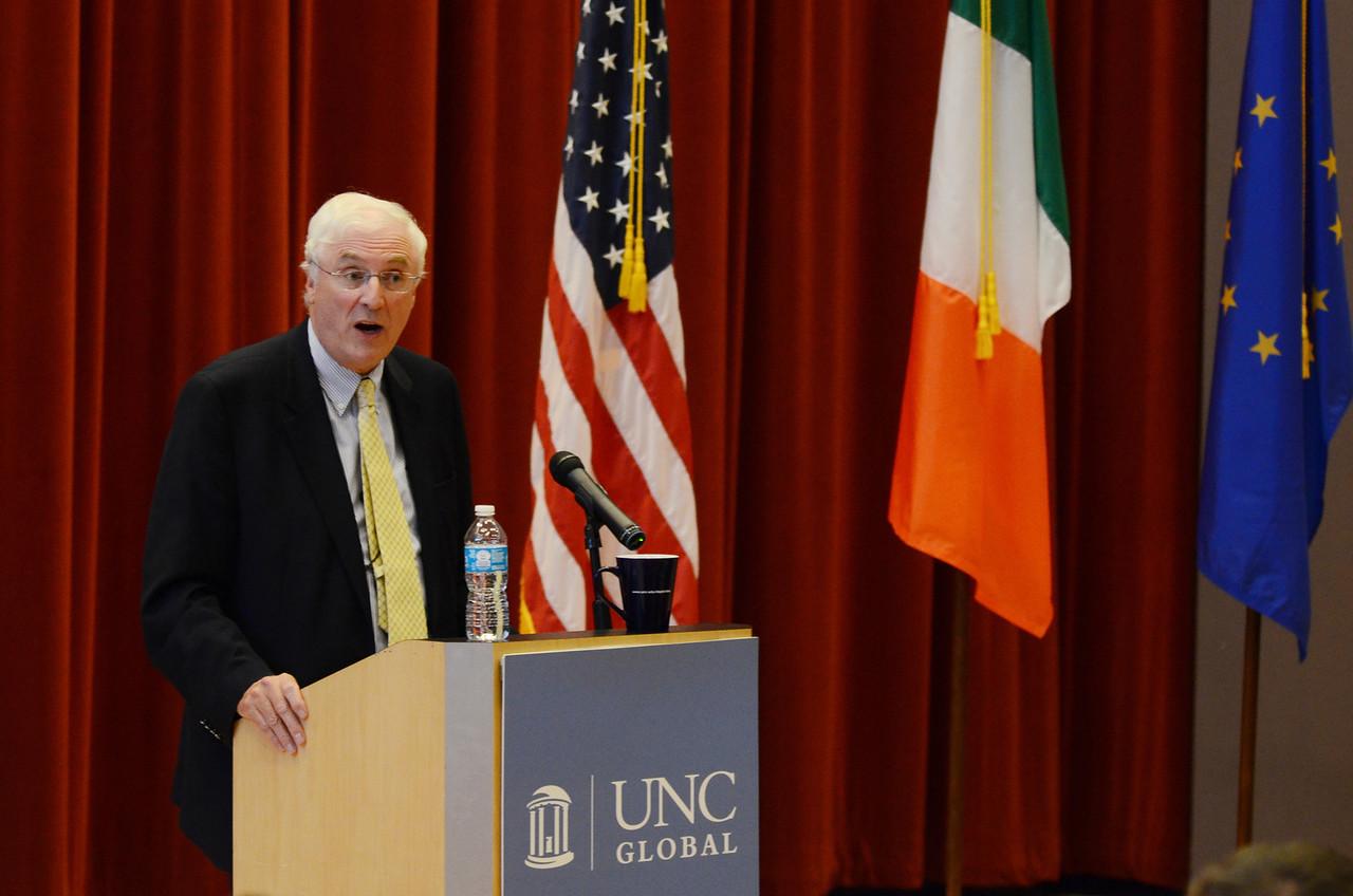 Ambassador Collins' visit in September 2012